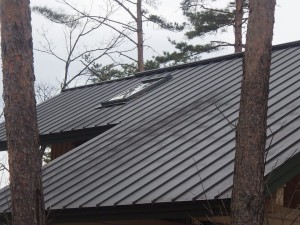 屋根塗装前安曇野市