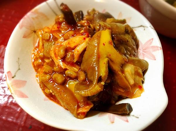 美味しいレシピ【キムチ納豆】