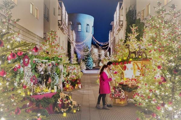 松本市周辺イルミネーションおすすめスポット