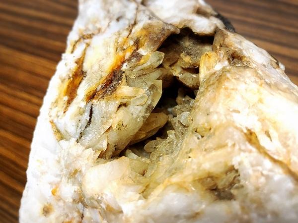 なんと!塩尻市で水晶の鉱山を発見!!
