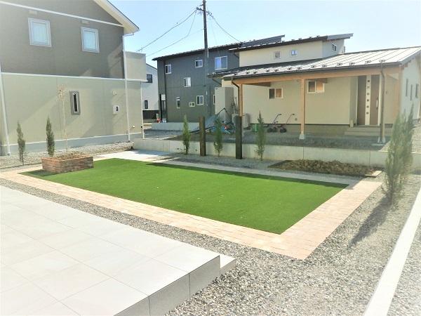 【新築編】家庭菜園のある庭づくり