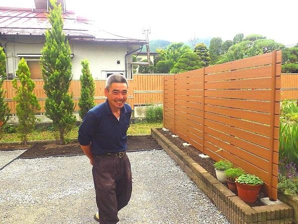 より過ごしやすい、使いやすい庭を