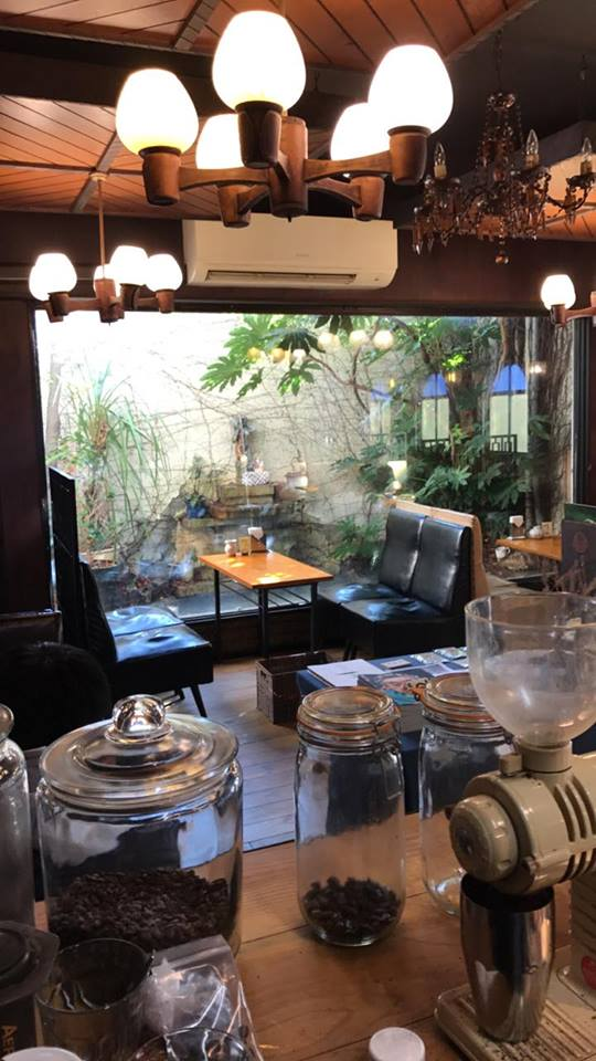 松本市の美味しい朝食【珈琲茶房かめのや】
