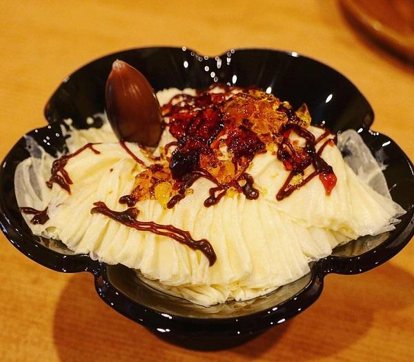 この夏食べたいかき氷【プリン専門店 春夏秋冬 中町店】