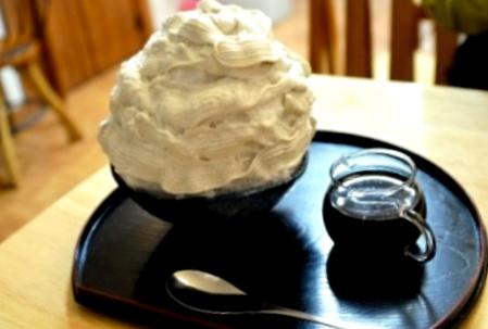 この夏食べたいかき氷【クレープ工房】