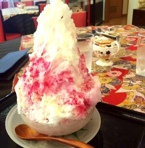 この夏食べたいかき氷【神道庵 (しんどうあん)】