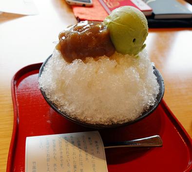 この夏食べたいかき氷【竹風堂】