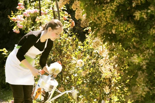 花を長持ちさせる方法【水やりのタイミング】