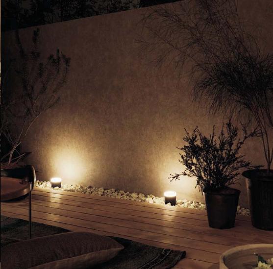 庭の照明でおしゃれな庭に格上げ!