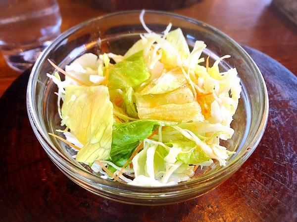前菜「サラダ」