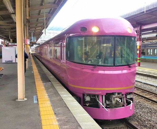 お座敷列車 憑(たのめ)号