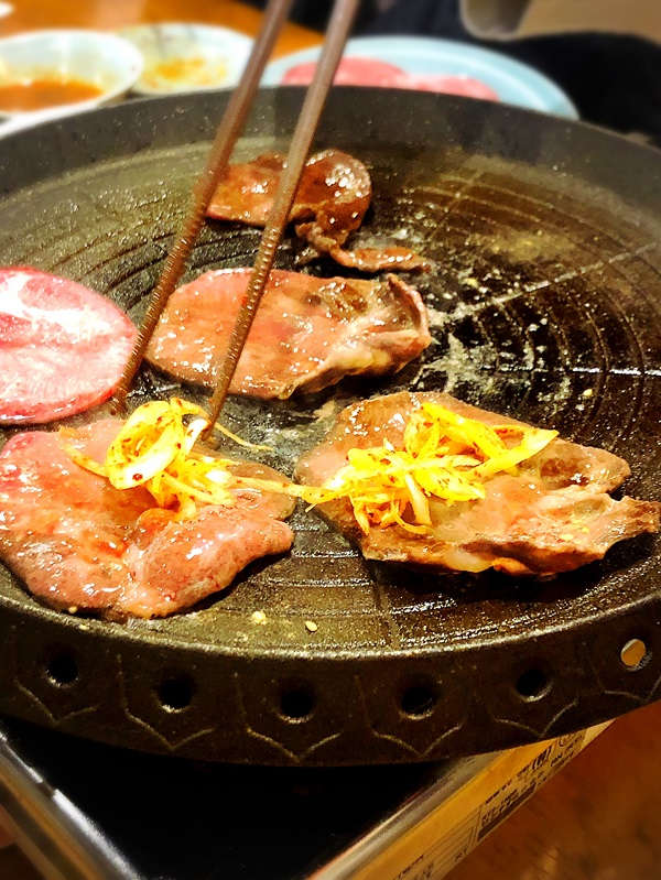 I韓国料理『美蘭』の焼肉