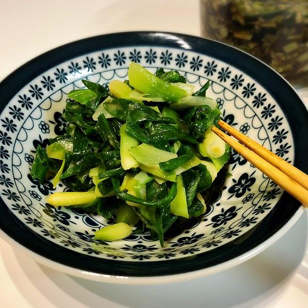 かんじん草の美味しいレシピ