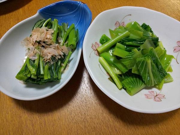 ポン酢和えポン酢和えウルイ山菜
