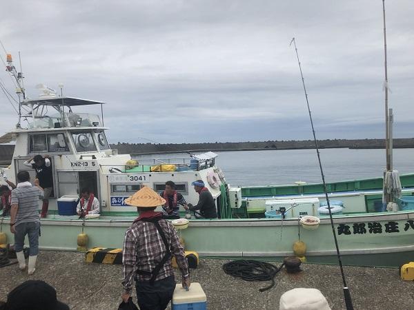 相模湾平塚港で船釣り!大漁!!!