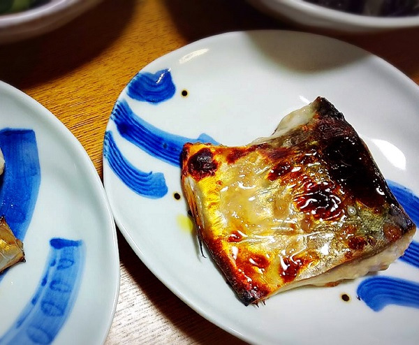 釣った魚の美味しいレシピ「さばの塩麴焼き」