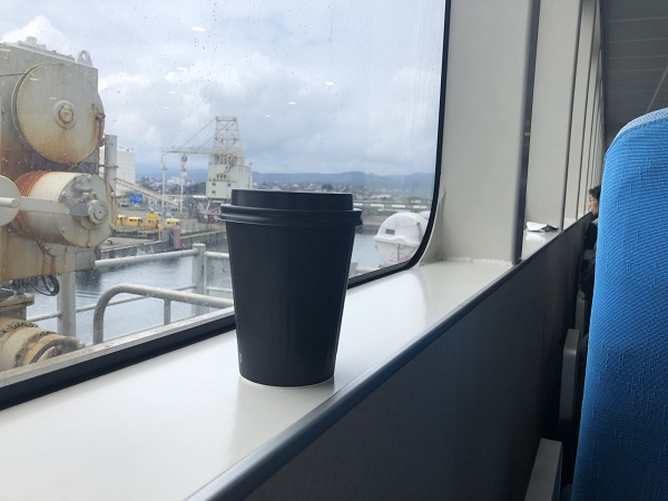 私たちは、『あかねコーヒー』を購入!