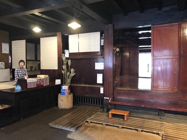 江戸時代後期から明治にかけて財をなした船主の邸宅で、清九郎家に売却されたもの。