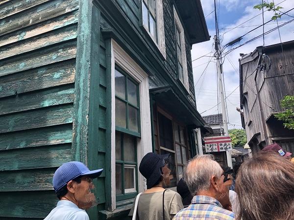 旧・宿根木郵便局