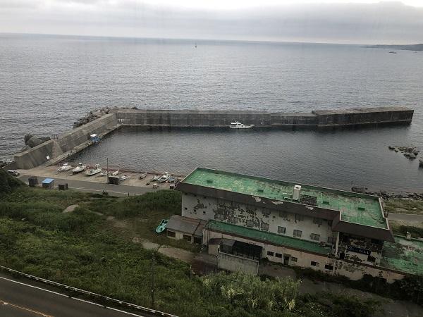 ホテル大佐渡漁港