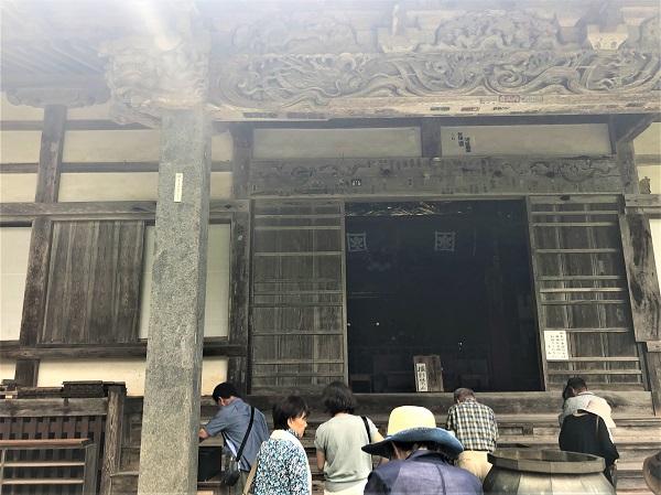 佐渡旅行No.10(2日目)~妙宣寺