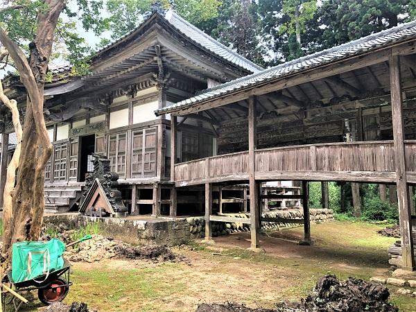 佐渡旅行No.10(2日目)~妙宣寺入場料を取らないのが素晴らしい。