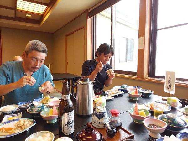 佐渡のおすすめ海鮮ランチ『敷島壮』
