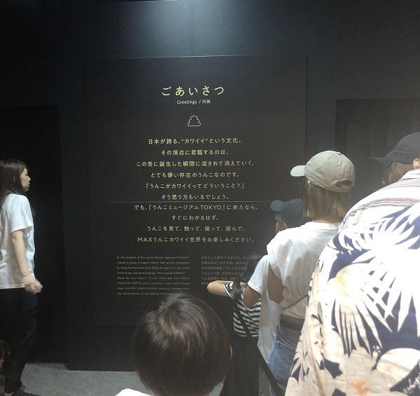 うんこミュージアムinダイバーシティ東京へ行ってきたよ💩