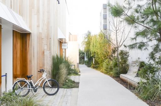 自転車人気だからこそ考えたい駐輪専用スペース