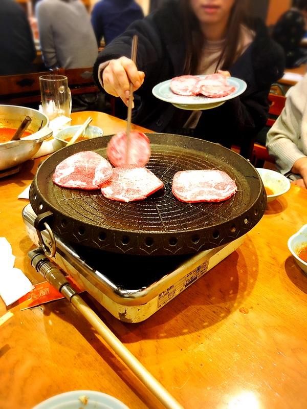 韓国料理『美蘭』の焼肉