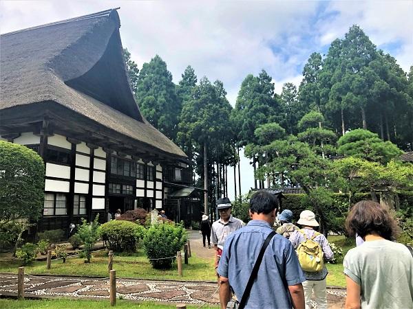 祖師堂佐渡旅行No.10(2日目)~妙宣寺入場料を取らないのが素晴らしい。
