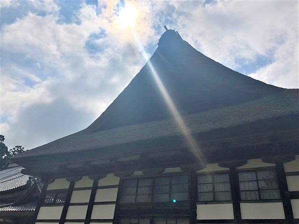 (@o@ !!佐渡旅行No.10(2日目)~妙宣寺入場料を取らないのが素晴らしい。
