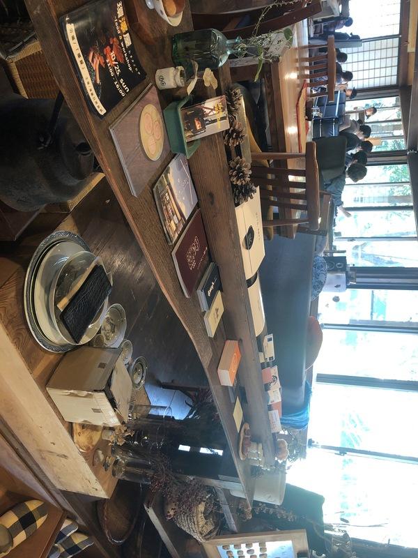 看板猫がいる古民家カフェで美味しいランチが食べれる伊那市の『matsunoedaterrace』