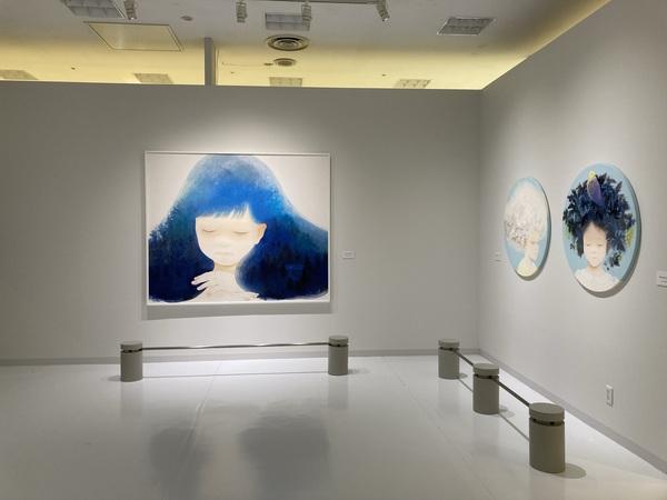 大規模改修工事のため、2022年の春まで休館している松本市美術館と、 松本PARCOのコラボ企画、『パルコde美術館』に行ってきました。